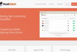 HostHatch:$50/两年/1核/4G内存/10G SSD/1T流量/香港/限时销售